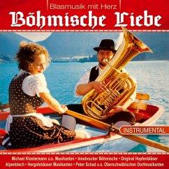 Böhmische Liebe,Blasmusik Mit Herz