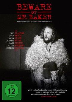 Beware of Mr. Baker - Baker,Ginger/Ward,Bill