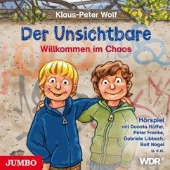 Willkommen Im Chaos / Der Unsichtbare Bd.1