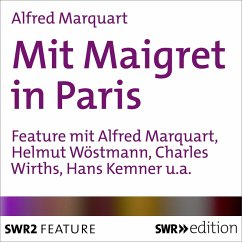 Mit Maigret in Paris (MP3-Download) - Marquart, Alfred