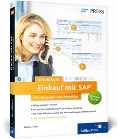 Einkauf mit SAP: Der Grundkurs für Einsteiger u...