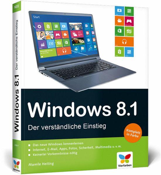Windows 81 Von Mareile Heiting Portofrei Bei Bücherde Bestellen