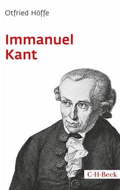 Immanuel Kant (eBook, ePUB) - Höffe, Otfried