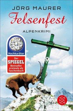 Felsenfest / Kommissar Jennerwein ermittelt Bd.6 (eBook, ePUB) - Maurer, Jörg