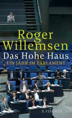 Das Hohe Haus (eBook, ePUB) - Willemsen, Roger