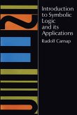 Introduction to Symbolic Logic and Its Applications (eBook, ePUB)