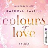 Erlöst / Colours of Love (MP3-Download)