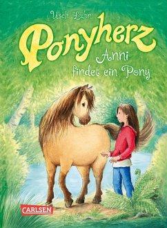 Anni findet ein Pony / Ponyherz Bd.1 (eBook, ePUB) - Luhn, Usch