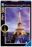Funkelnder Eiffelturm (Puzzle)