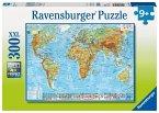 Politische Weltkarte (Kinderpuzzle)