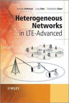 Heterogeneous Networks in LTE-Advanced (eBook, PDF) - Acharya, Joydeep; Gao, Long; Gaur, Sudhanshu