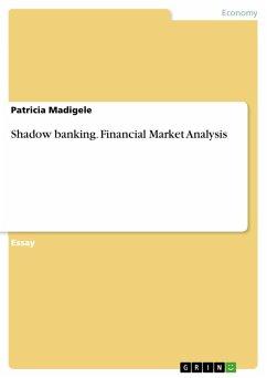 Shadow banking. Financial Market Analysis (eBook, PDF)
