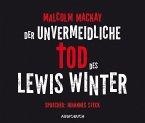 Der unvermeidliche Tod des Lewis Winter, 6 Audio-CDs