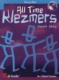 All Time Klezmers, für Akkordeon, m. Audio-CD