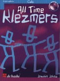 All Time Klezmers, für Violoncello, m. Audio-CD