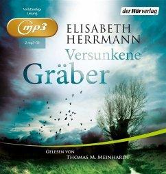 Versunkene Gräber / Joachim Vernau Bd.4 (2 MP3-CDs) - Herrmann, Elisabeth