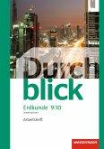 Durchblick Erdkunde 9 / 10. Arbeitsheft.Differenzierende Ausgabe. Oberschulen in Niedersachsen