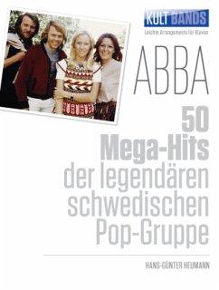 Kult-Bands: ABBA, für Klavier