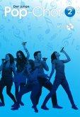 Der junge Pop-Chor, für Chor und Klavier, Chorpartitur m. Audio-CD