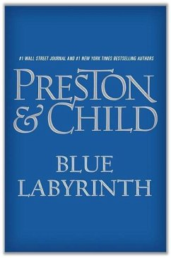 Blue Labyrinth - Preston, Douglas; Child, Lincoln
