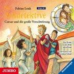 Caesar und die große Verschwörung / Die Zeitdetektive Bd.30 (CD)