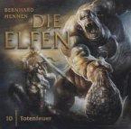 Totenfeuer / Die Elfen Bd.10 (1 Audio-CD)