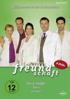 In aller Freundschaft - 6. Staffel DVD-Box - Rühmann,Thomas/Bellmann,Dieter