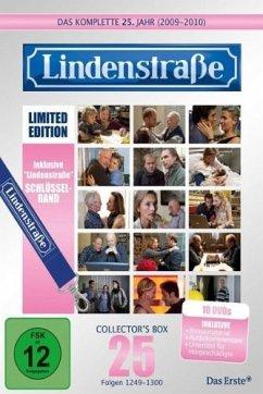 Die Lindenstraße - Das komplette 25. Jahr, Folg...