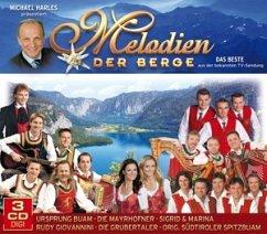 Melodien Der Berge-Das Beste - Diverse