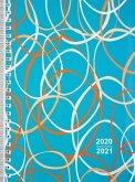 Lehrerkalender: A4 Q! 2017/2018 mit Spiralbindung