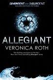 Divergent 3. Allegiant (Adult Cover)