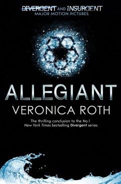 Divergent 3. Allegiant (Adult Cover) - Roth, Veronica