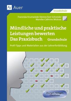 Mündliche und praktische Leistungen bewerten GS - Krumwiede, F.;Schneider, J.;Wickner, M.-C.