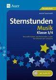 Sternstunden Musik - Klasse 3 und 4