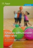 Fundgrube Sportunterricht Kleine Spiele Klasse 1-4