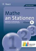 Mathe an Stationen 6 Inklusion