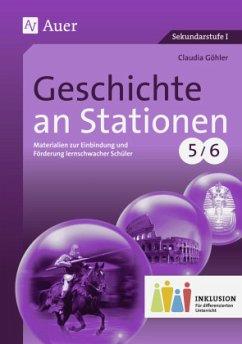 Geschichte an Stationen 5-6 Inklusion