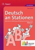 Deutsch an Stationen, Klasse 1 Inklusion