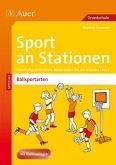 Sport an Stationen SPEZIAL - Ballsportarten 1-4