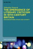 The Emergence of Literary Criticism in 18th-Century Britain