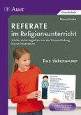 Referate im Religionsunterricht