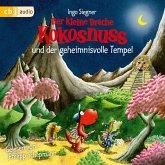 Der kleine Drache Kokosnuss und der geheimnisvolle Tempel / Die Abenteuer des kleinen Drachen Kokosnuss Bd.21 (MP3-Download)