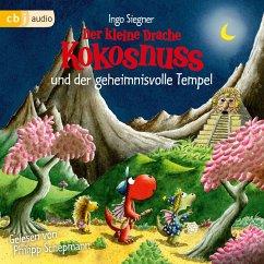 Der kleine Drache Kokosnuss und der geheimnisvolle Tempel / Die Abenteuer des kleinen Drachen Kokosnuss Bd.21 (MP3-Download) - Siegner, Ingo