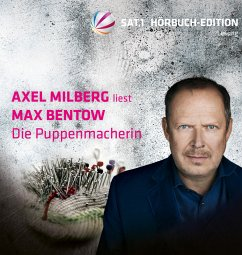 Die Puppenmacherin / Nils Trojan Bd.2 (MP3-Download) - Bentow, Max