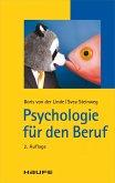 Psychologie für den Beruf (eBook, ePUB)