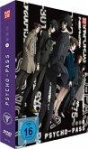 Psycho-Pass - Vol. 4 Episode 18-22 - 2 Disc DVD