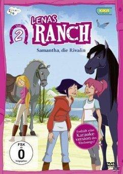 Lenas Ranch, Vol. 2 - Samantha, die Rivalin