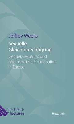 Sexuelle Gleichberechtigung (eBook, PDF) - Weeks, Jeffrey