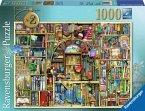 Ravensburger 19418 - Magisches Bücherregal 2, Puzzle 1000 Teile