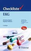 Checkliste EKG